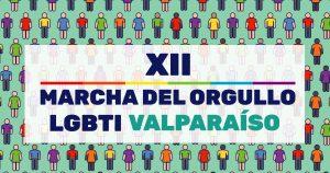 XII MARCHA DEL ORGULLO LGBTI VALPARAÍSO 2018