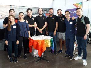 ACCIONGAY PARTICIPA EN LA EXPODIVERSIDAD 2018