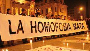 SIGUE ESCALADA DE VIOLENCIA EN CONTRA DE LAS PERSONAS LGBT