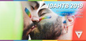 17 DE MAYO: DÍA CONTRA LA HOMO, LESBO Y TRANSFOBIA (IDAHOT)