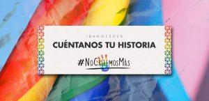 CUÉNTANOS TU HISTORIA: IDAHOT 2020