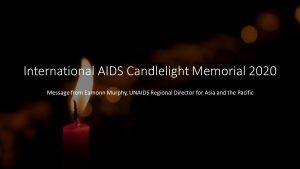 CONVERSATORIO: VIH Y MEMORIA EN TIEMPOS DE CUARENTENA