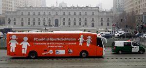 """RESPECTO AL """"BUS DE LA LIBERTAD"""" EN CHILE"""